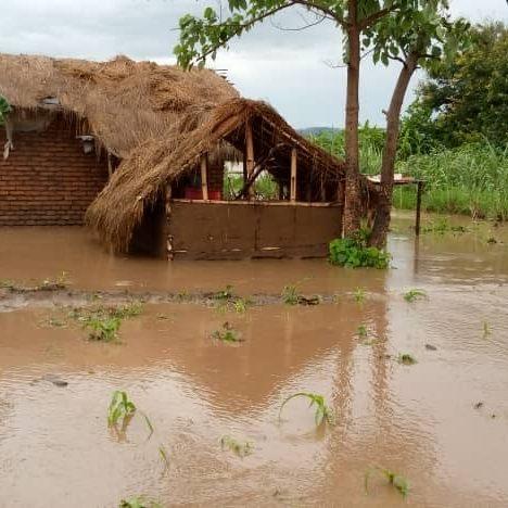 Northern Malawi flooding as seasonal rains intensify